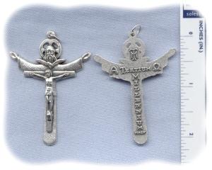 "New Holy Trinity Crucifix - 2"""