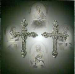 Year of Faith Rosary Crucifix