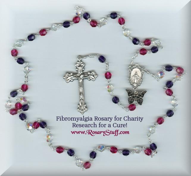 Fibromyalgia rosary