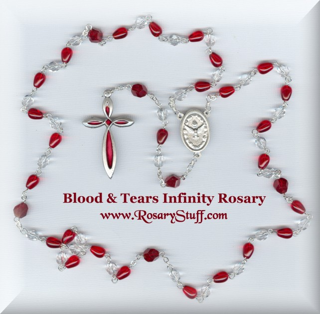 Blood & Tears Infinity Rosary